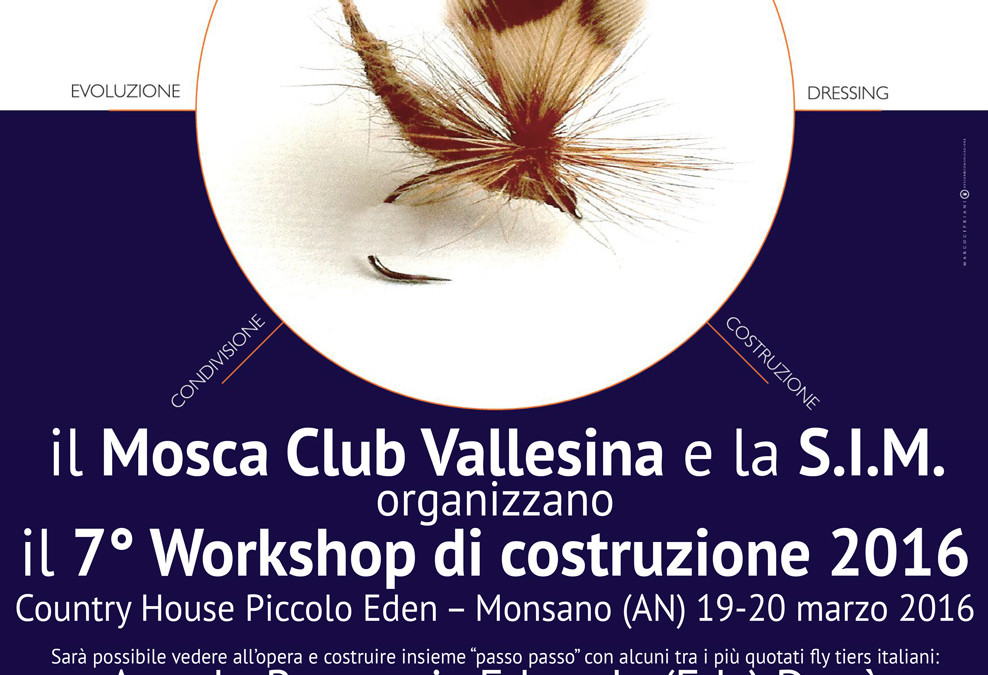 7° Workshop di Costruzione