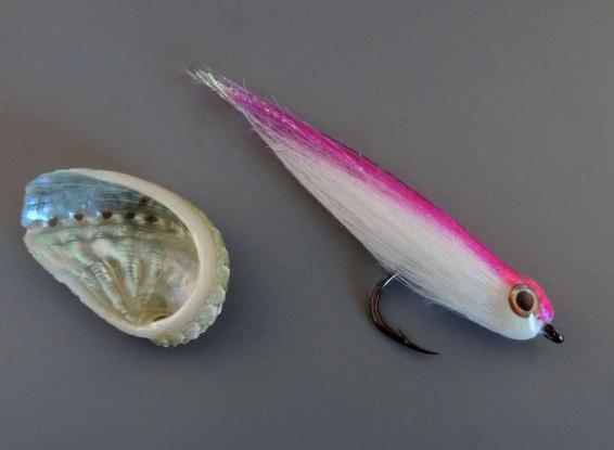 Pink Baitfish.