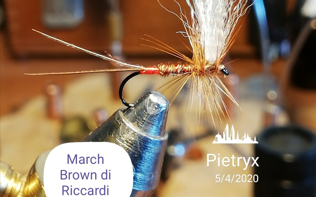 March Brown di Riccardi