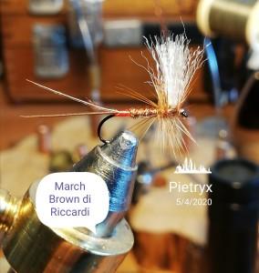 March Brown di Riccardi
